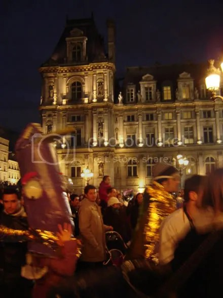 Mardi Gras @ Hotel de Ville