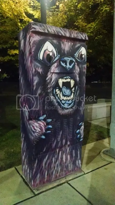 Grizzly Utility Box