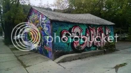 Graffiti Shack
