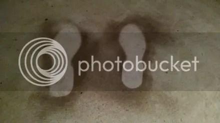 Ghost Feet
