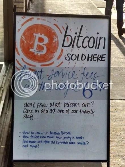 Bitcoin Sales