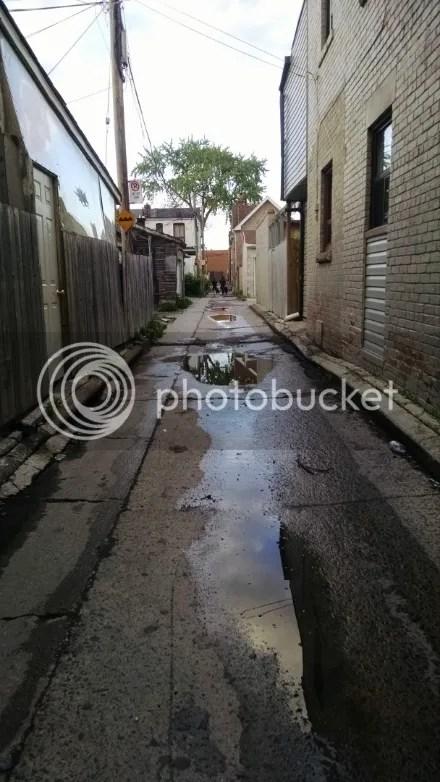An Alley