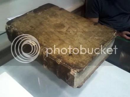 Samuel Johnson's Bible