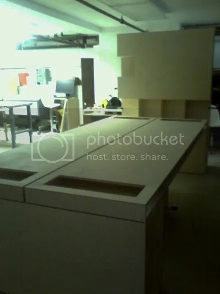Desk Fabrication