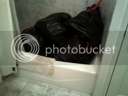 Trash Bath