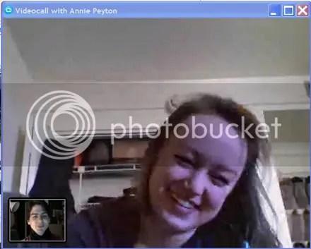 Skype Time!