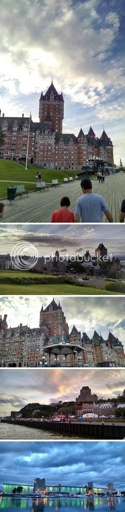 Quebec City Summary