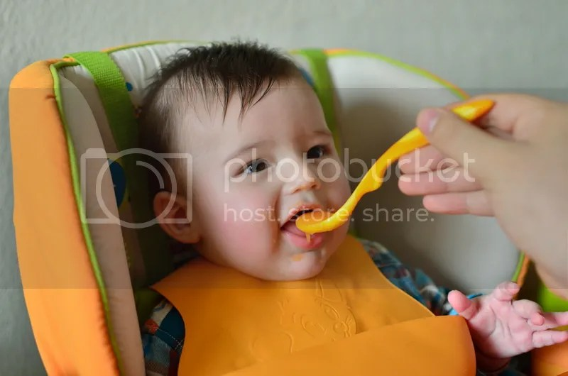 photo verdura cute baby pure food