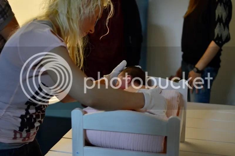 newborn workshop taller juani garcia