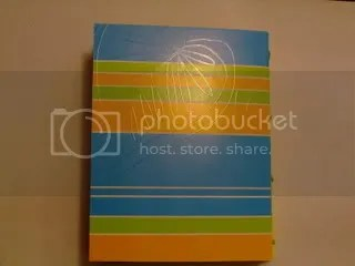 Soft Cover Leaf Coptic Bound Book