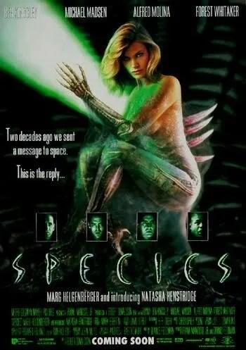 Poster do filme Tokyo Species