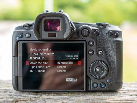 Canon EOS R5 Review - Product Images   Photography Blog