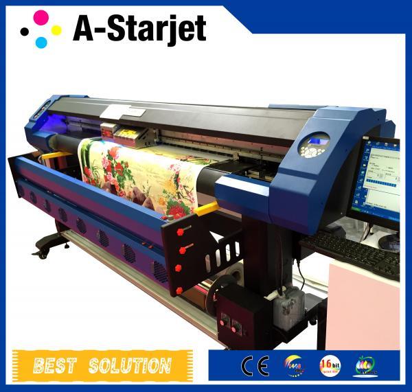 Eco Solvent UV Inkjet Printer Cmyk + White Ink Large ...