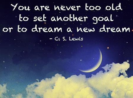 Image result for Dreaming New Dreams