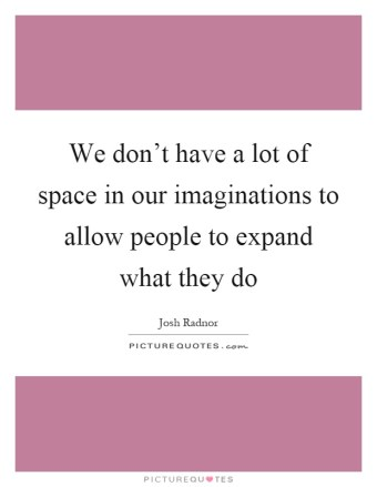 Image result for allowing people space to be who they are