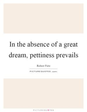 Pettiness