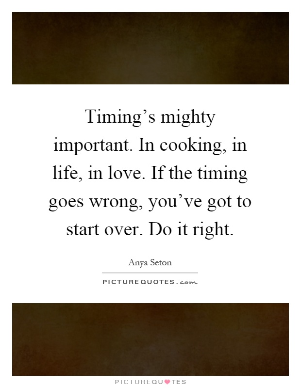 Wrong Timing Love Quotes