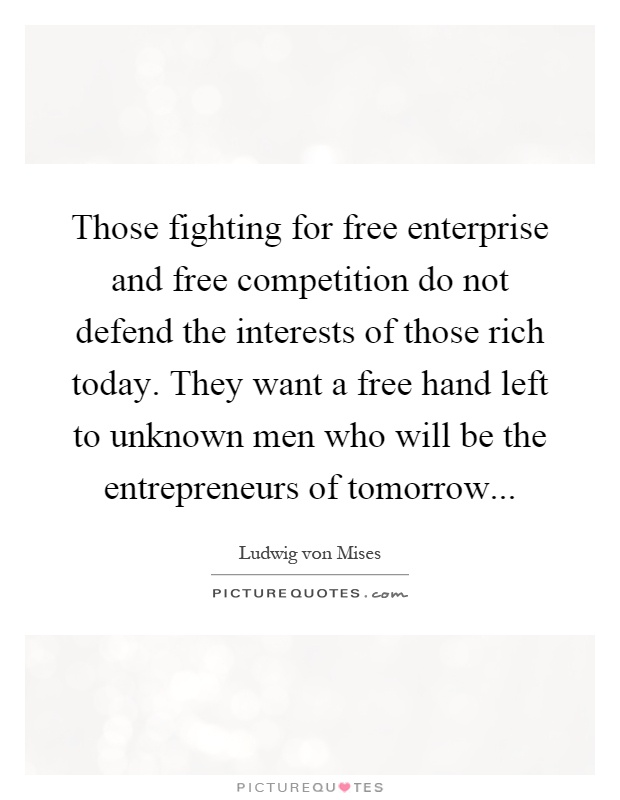 Image result for ludwig von mises quotes on consumer sovereignty