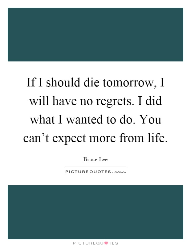 I Had Have Wen Done Chance Things Things I I Regret Regret Do I I Dont Didnt