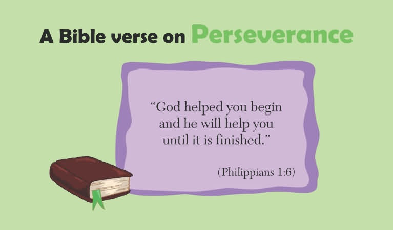 bible verse about persistence