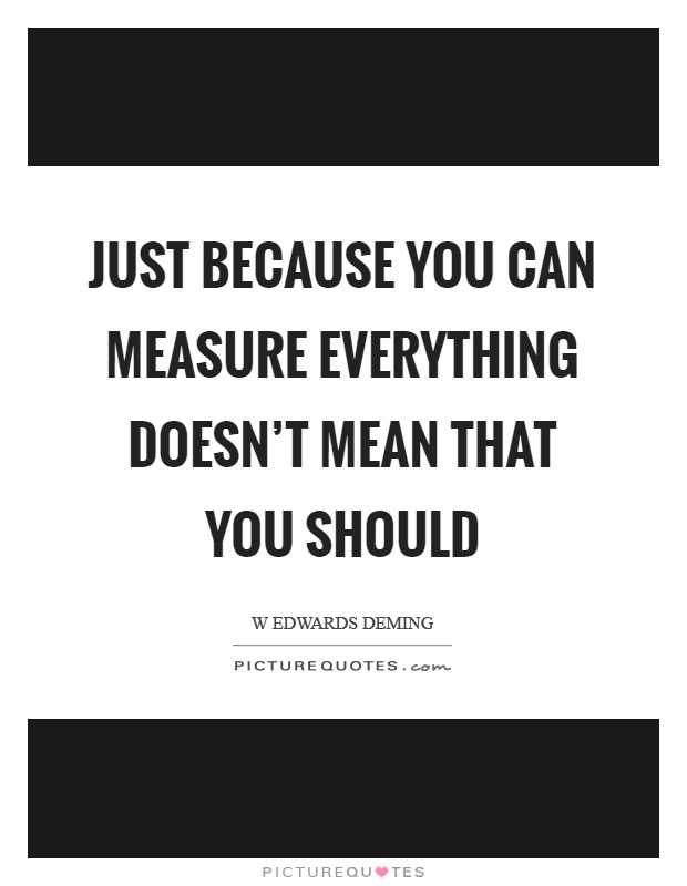 You You Because Thing Just Should Who Doesnt Can Do Thing Do Said Mean
