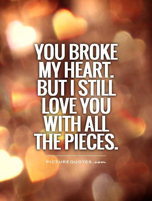 Image result for broken heart deviant art