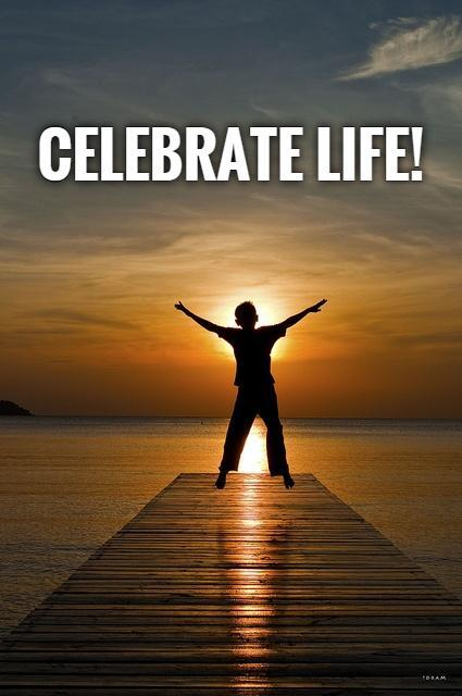 Celebrate Your Life Quotes. QuotesGram