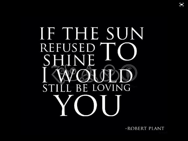 Quotes Led Zeppelin Love