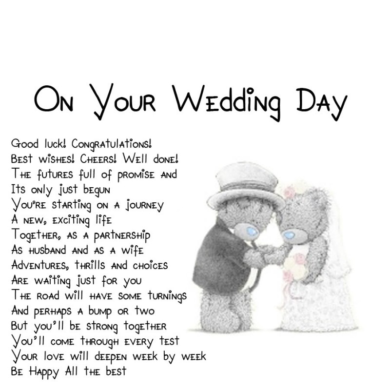 Quotes Wedding Day Love