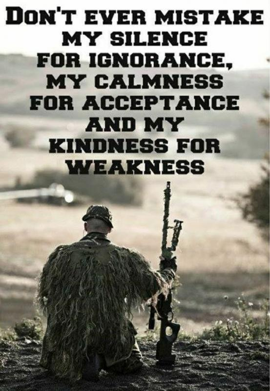 Rifle And Sayings Funny Quotes