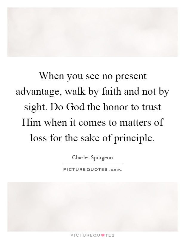 Quotes Walking Faith Out About