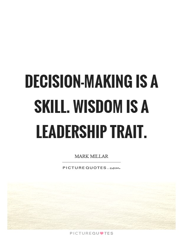 Quotes Decision Life Making And