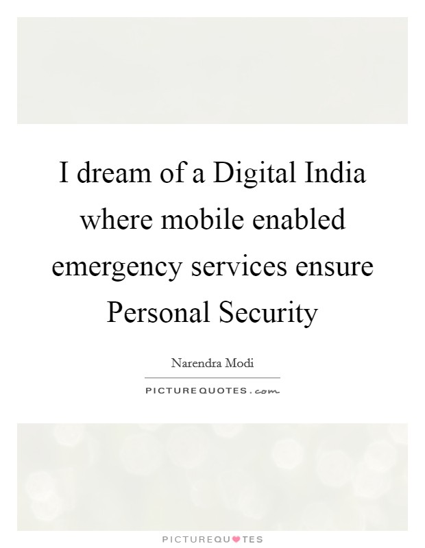 Mobile Security Quotes