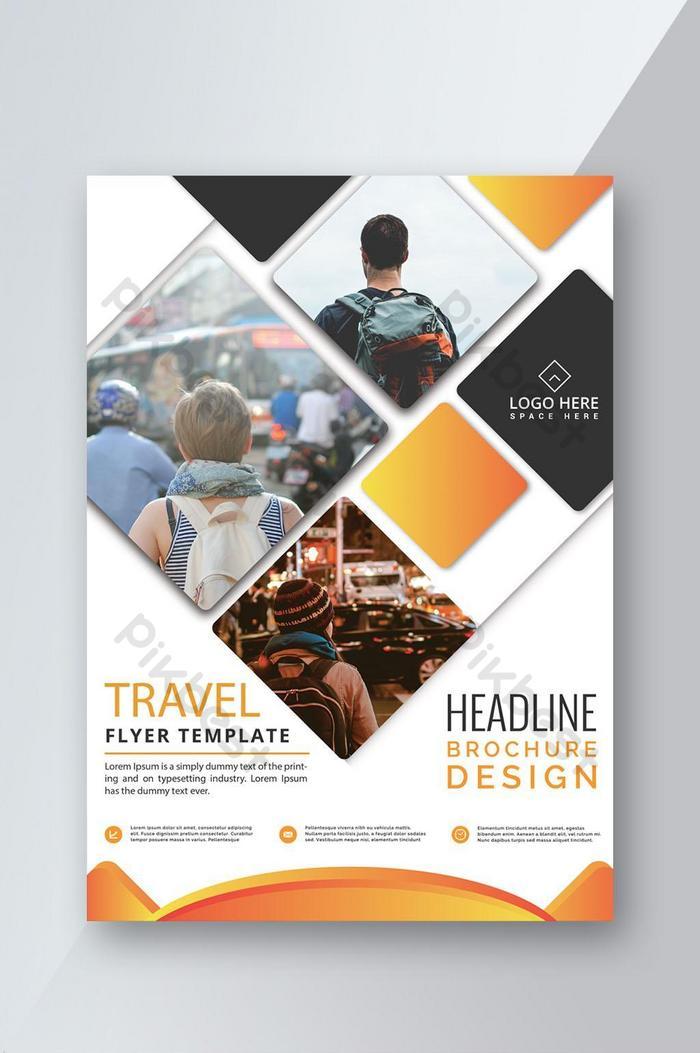 travel poster design templates free