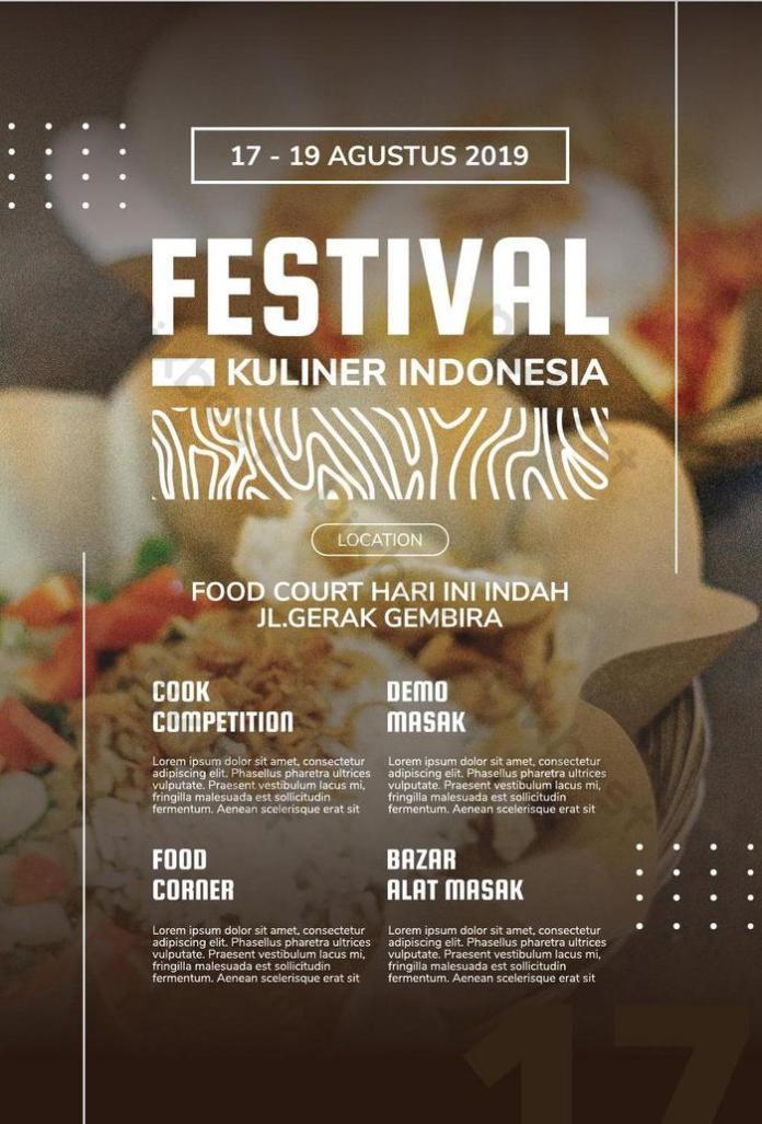 Indonesia Food Corner
