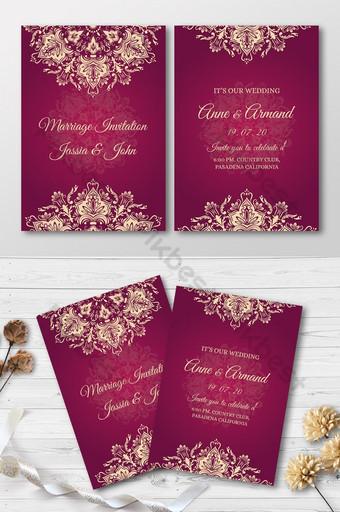 royal invitation card templates free
