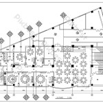 Cad Plan Of Chinese Restaurant Interior Decoration Decors 3d Models Dwg Free Download Pikbest
