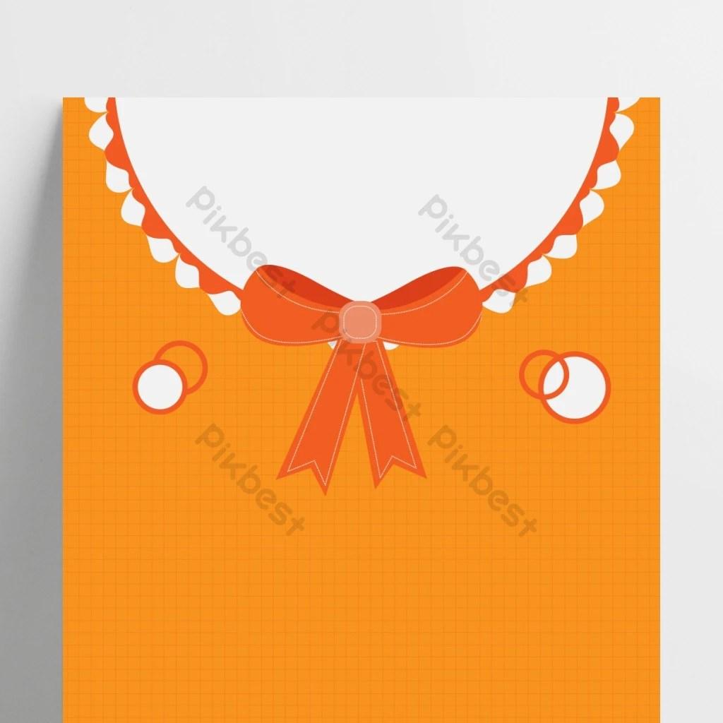 cute birthday invitation greeting card