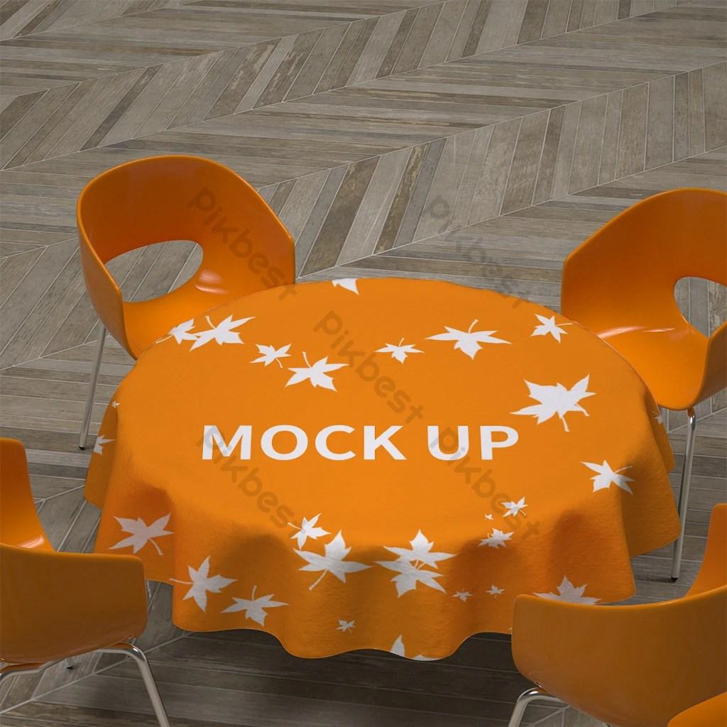 Runner mockup set 2440335psd | 823 mbthis tablecloth & Original Scene Tablecloth Printing Mockup Psd Free Download Pikbest
