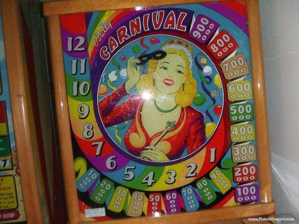 Pinball machine Collection of ballybingo (Ipswich, United ...