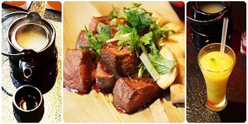 台中‧美食 1+1大於2的雙食主餐一次享受海陸佳餚 親子慶生最佳場所《藝奇新日本料理》