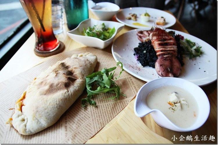 彰化‧員林。美食|【A.A.I義法小館】CP值破表的義式餐廳 餐點美味的超乎想像