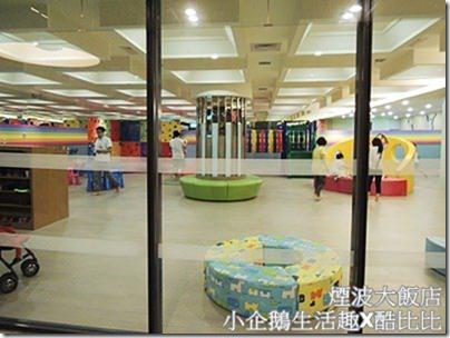 親子遊戲區‧新竹|小朋友最愛的煙波大飯店小彩虹俱樂部、游泳池