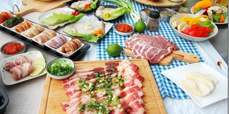 宅配美食|【都教授韓國八色烤肉】來自韓國最夯的八色烤肉宅配到家 不用出門也能享受韓國美食