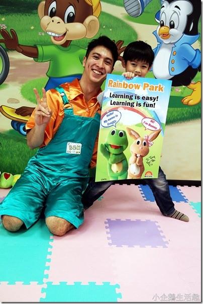 寰宇家庭 迪士尼美語世界 【彩虹樂園】親子一同遊戲中快樂學英文