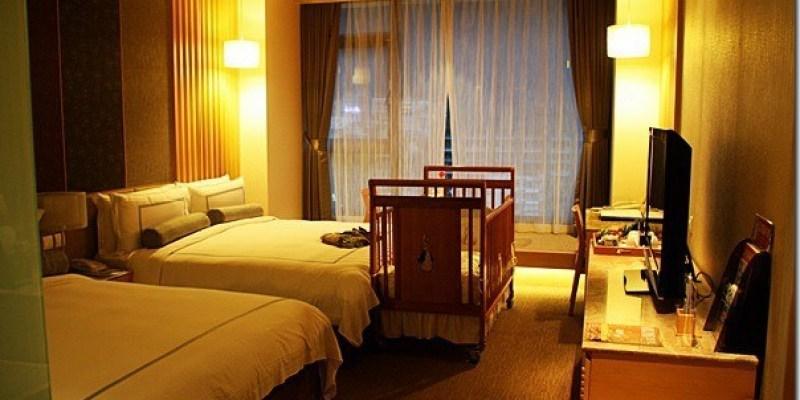 住宿‧礁溪 適合全家一同泡湯旅遊的親子飯店《長榮鳳凰酒店(礁溪)》