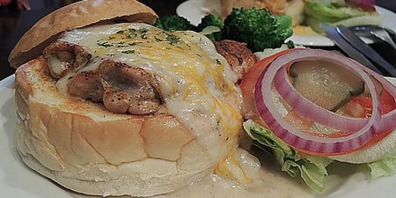 台中。主題餐廳|【兔子兔子美式餐廳】兔子也愛吃的漢堡薯條