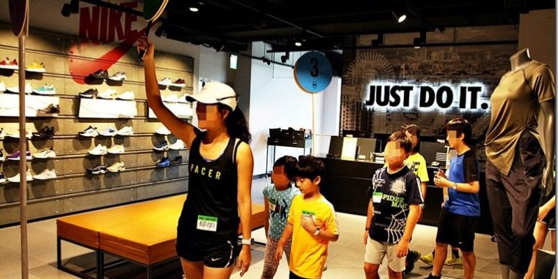 台北。NRC 兒童訓練營|NIKE+ RUN CLUB的歡樂Party 專業跑步體能訓練的最佳選擇