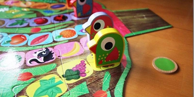 育兒好物 【水果派對】遊戲中培養專注力及手眼協調的好玩桌遊~