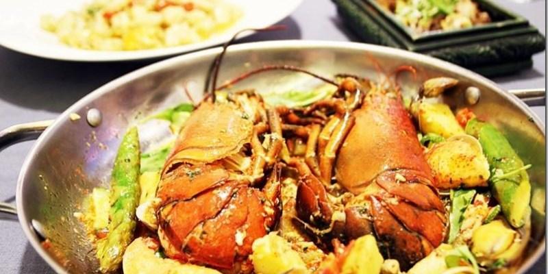 台中。美食|【妃黛方舟Fidèle Arche】載滿美味海鮮跟異國料理的頂級方舟